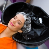 shampoo bowl